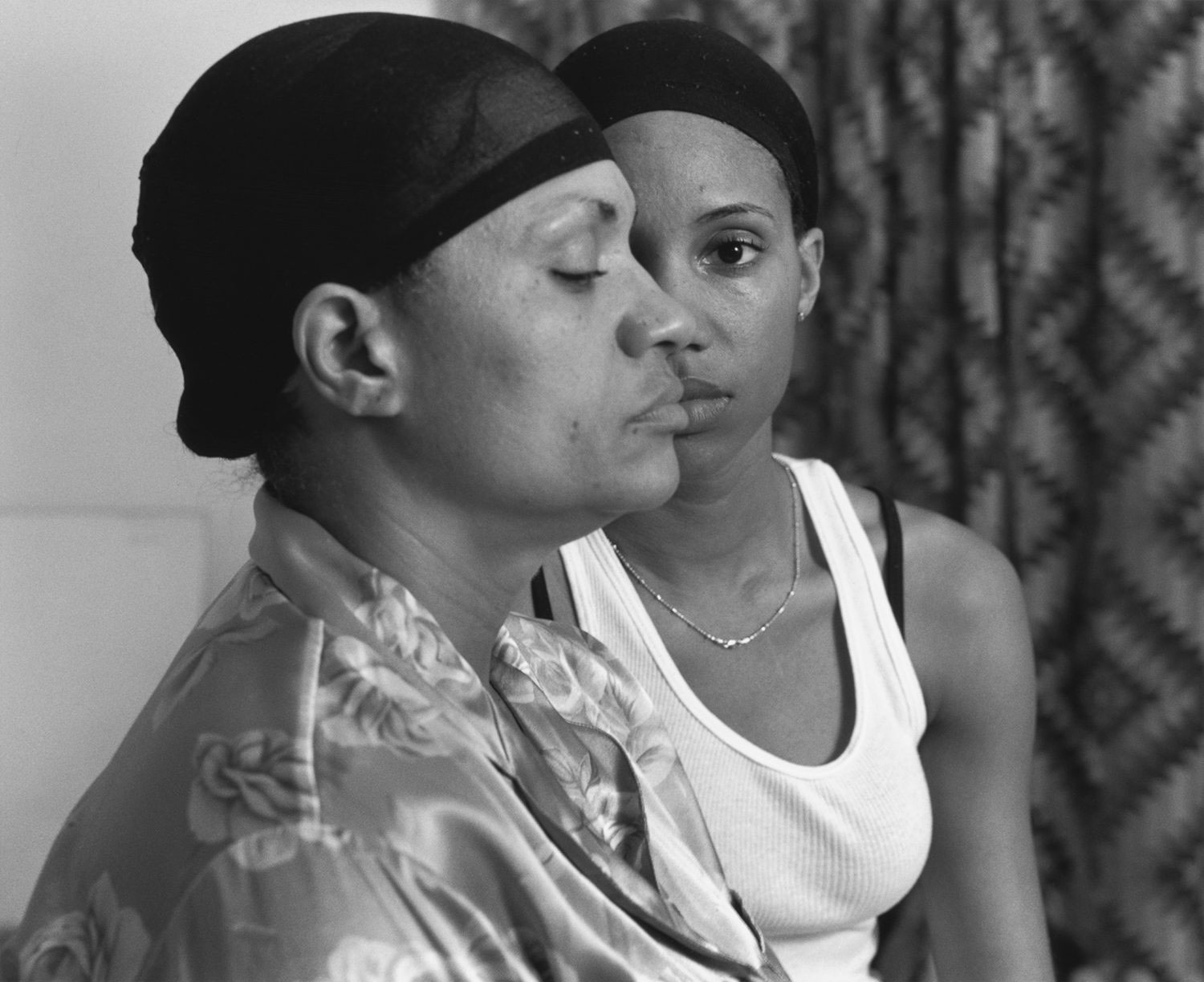 Momme, The Notion of family serie, LaToya Ruby Frazier, 2008.